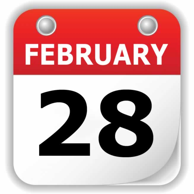 Impact of February 28 falling on a Saay for CRA & RQ Payroll ... on