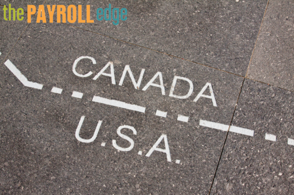 Canada and the USA border patrol services will soon be collecting both countries citizens information as part of the new Entry/Exit initiative from The Payroll Edge