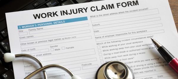 Workers Compensation Form brought to you by The Payroll Edge