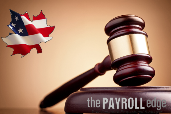 American and Canadian Employment Laws. The Payroll Edge
